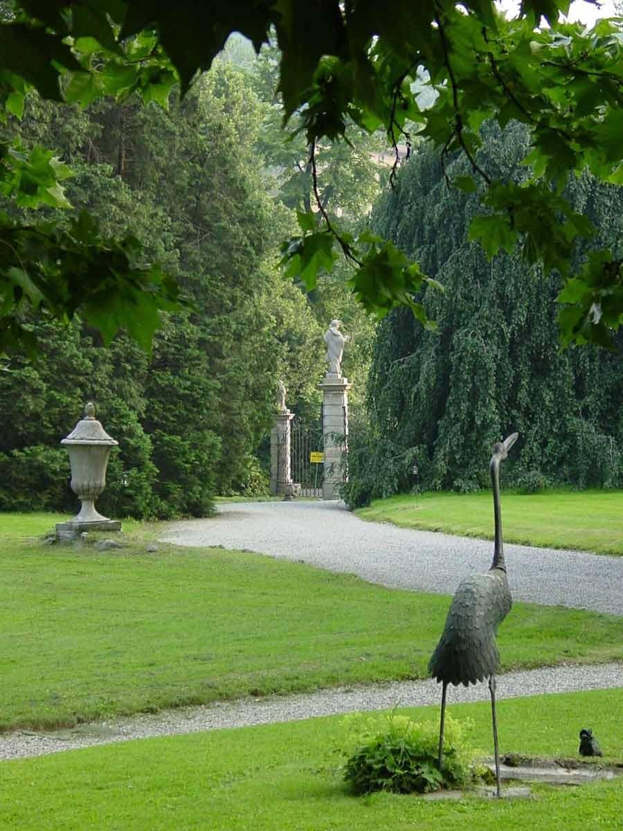 Il giardino all inglese villa sommi picenardi - Giardino in inglese ...